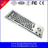 Неровный клавиатура металла с загоранными ключами для окружающей среды Низк-Lit