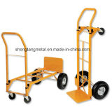 Ht1823 Caminhão manual Fabricante Heavy Duty Hand Trolley