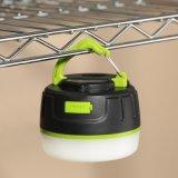 Côté léger campant plastique du pouvoir in-1 des éclairages LED 2 de la matière 16 des prix bon marché