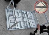 Uitstekende kwaliteit die de Multifunctionele Lijst van de Legering van het Aluminium vouwen