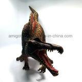 игрушка динозавра имитации 47cm животная пластичная для украшения, подарка рождества для малышей Kidsfor Childen