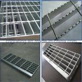 Haoyuan serrado de acero galvanizado de techo de rejilla