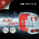 Máquina de soldadura esperta do inversor MMA (IGBT-120N/140N/160N)