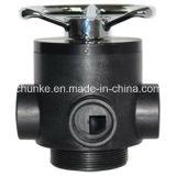 Chunke Digital Fleck-Ventil/Runxin Ventile für Wasserbehandlung
