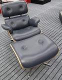 現代家具の木の革Eamesの余暇のラウンジチェア(RFT-F5D)