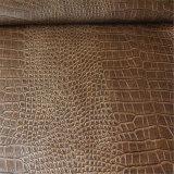 Новым выбитая способом кожа PU для кресла с откидной спинкой Hw-574