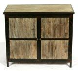 Китайский шкаф античной мебели деревянный с ящиками