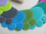 Couvre-tapis de Toliet d'animal familier de couvre-tapis de litière du chat d'approvisionnement d'animal familier