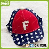 Boné de beisebol Pet Pet Cotton Cap