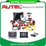 Venda quente! ! ! Autel original Maxisys PRO Ms908p com a ferramenta de programação da varredura da ferramenta diagnóstica do carro do ECU