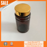 38mm 45mm bernsteinfarbige Glasflaschen-Überwurfmutter für das Pahrmaceutical Verpacken