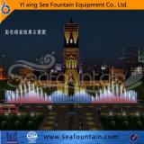 La fuente decorativa de la música del parque para goza del fabricante