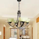 Lamp van de Kroonluchter van het restaurant de Decoratieve 4p Hangende in Hete Verkoop