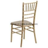 고전적인 금 목제 Chiavari 의자 (CGW1601)