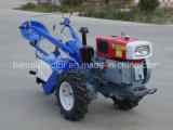 El Df (DONGFENG) pulsa motocultor 12/15HP