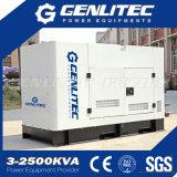 물에 의하여 냉각되는 삼상 10kw 12.5kVA 침묵하는 유형 Yandong 디젤 발전기