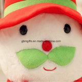 Felpa Snowman Toy, 100% poliéster Relleno