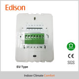 LCD de Thermostaat van de Zaal van Fcu van het Scherm van de Aanraking voor Centrale Airconditioning (tx-928)