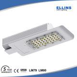 Indicatore luminoso di via solare esterno di alta luminosità IP65 LED 40W