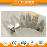 Aluminiumglas6000series zwischenwände ohne Rahmen