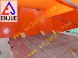 la cuerda de 30t 15cbm cuatro Scissor el compartimiento del gancho agarrador para el cemento