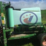 농업 포장 백색 녹색 또는 까만 플라스틱 사일로에 저항한 꼴 포장 필름