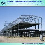 Fabrication soudée de structure métallique pour l'atelier/entrepôt