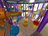 De binnen Apparatuur van de Speelplaats voor Kinderen