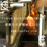자동적인 가스 회전 Yakitori BBQ 기계