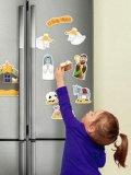 Магнит холодильника PVC конкурентоспособной цены с графиками