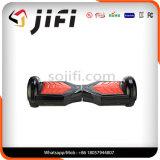 Individu de 2 roues équilibrant le scooter électrique, le mini scooter électrique avec Bluetooth et l'éclairage LED