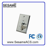 아연 합금 기초 (SB53R)를 가진 역광선을%s 가진 NC COM 문 단추 없음
