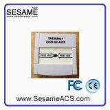 Крышка Releaseprotection двери непредвиденный пролома стеклянная (SAC)