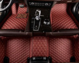 Циновка автомобиля для Тойота Vios 2012 (конструированный диамант 5D XPE кожаный)