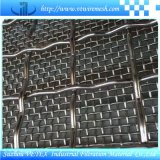 Rete metallica unita utilizzata in macchina