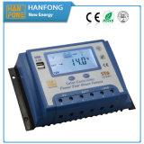 controlador da potência 30A solar com extensamente a tela do LCD (ST6-30)