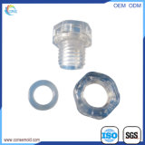 O plástico industrial da melhor qualidade parte a válvula impermeável