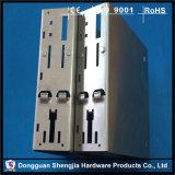Het Stempelen van het Geval van de Doos van de Vervaardiging van de Douane van China de Elektronische Bijlage van het Metaal