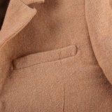 Cappotto del tweed del vestito di affari