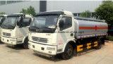 Dongfeng 4X2 트럭 7000 리터 연료 분배기 7kl 기름 수송