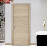 Puerta de madera de la pintura libre industrial de la melamina (GSP13-008)