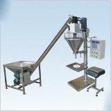 充填機の熱い販売半自動10g 5000gの容積測定のバター粉乳のオーガーの注入口