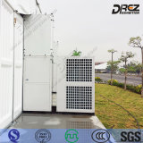 Assoalho - condicionamento de ar empacotado montado do equipamento de aquecimento e refrigerando para refrigerar comercial