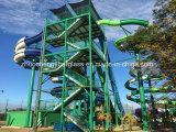 Aqua-Park-im Freienwasser-Plättchen