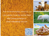 Protéine de la farine de poisson 60% de repas de gluten de maïs pour l'alimentation des animaux provoquant une dépendance