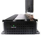 Jammer de controle remoto móvel do GPS 315MHz 433MHz do telefone da antena do poder superior 6