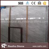 Laje de mármore branca oriental branca oriental chinesa Polished para o revestimento