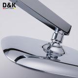 mezclador caliente de cobre amarillo de la ducha de lluvia del cuarto de baño de la venta de la alta calidad popular de la manera