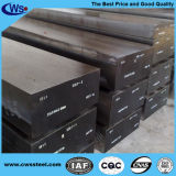 Acero caliente 1.2344 del molde del trabajo del acero estructural