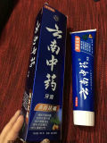 Minty 중국 유일한 초본 치약 양박하는 성인 180g/PCS를 위한 팽윤과 고통 치과 크림을 구호한다